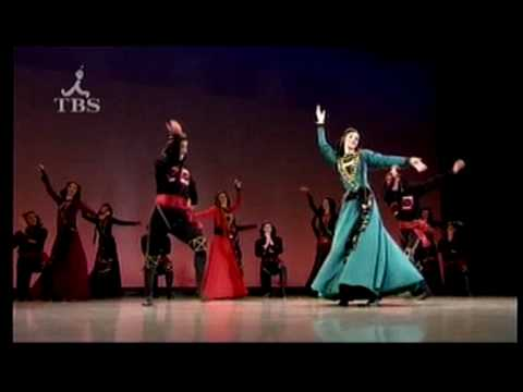 Ensemble Rustavi - dance Acharuli (part two)
