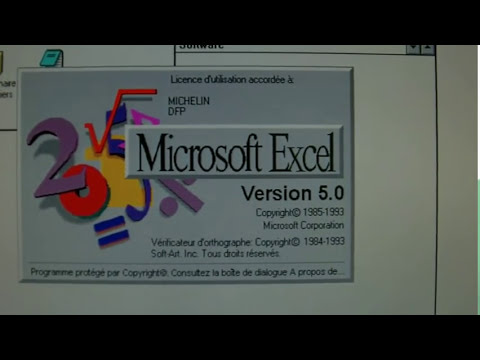 Remise en marche d'un ordinosaure de 1991 sous Windows 3.11