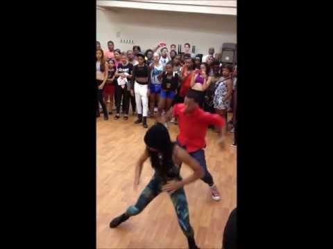 Bubble Butt - Major Lazer ft. Tyga | Kaelynn Harris & Richard Lil Swagg | NYC