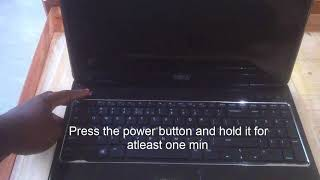 how to fix laptop not turning on dell