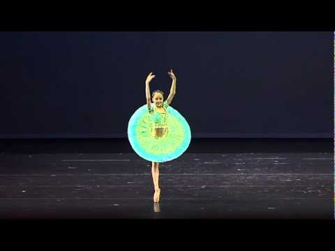 Miko Fogarty, 13,  Gold Medalist at WBC Orlando 2011  - Odalisque - Music Videos
