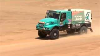 IVECO'S RELIABILITY IS DECISIVE - Stage 7 & 8