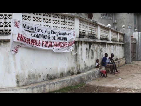 The Ebola Crisis in Liberia and Sierra Leone: an Update
