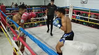 Leo Aguirre Vs Gabriel Núñez (Kick boxing)
