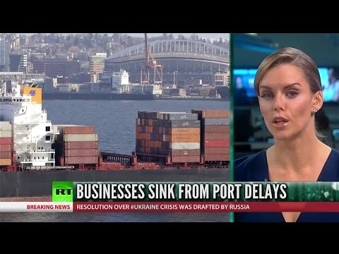 [293] US port strikes continue and Paul Craig Roberts on Greece