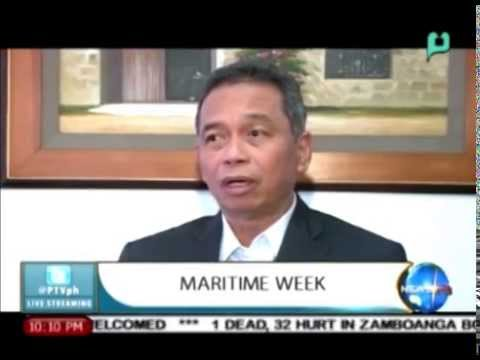 NewsLife: 'Maritime Week' starts on Sept. 21-28