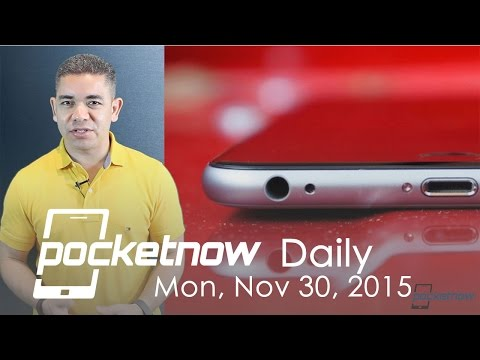 iPhone 7 without headphone jack, Cyber Monday deals & more - Pocketnow Daily