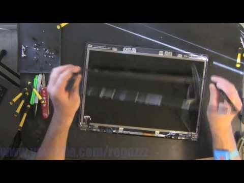 COMPAQ V6000  take apart video. disassemble. how to open (nothing left) disassembly