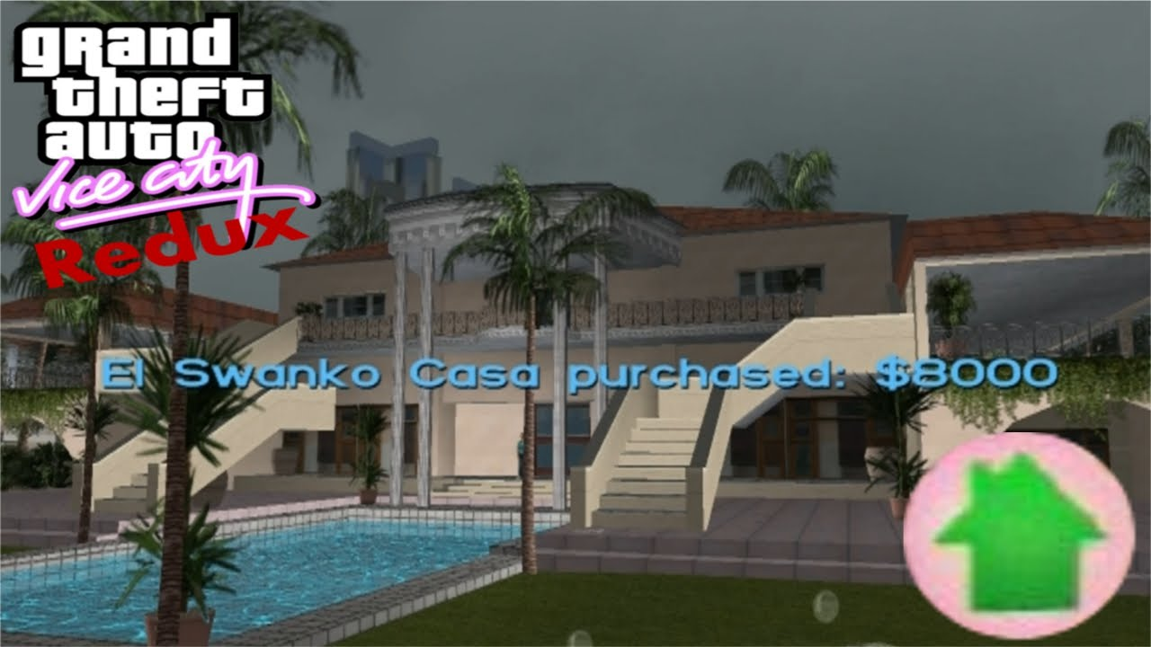 Vice City Map Properties Properties - GTA Vice City