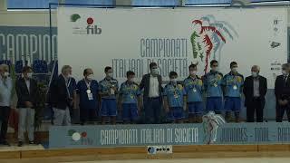 Final eight Raffa - Campionati Italiani di Società Juniores