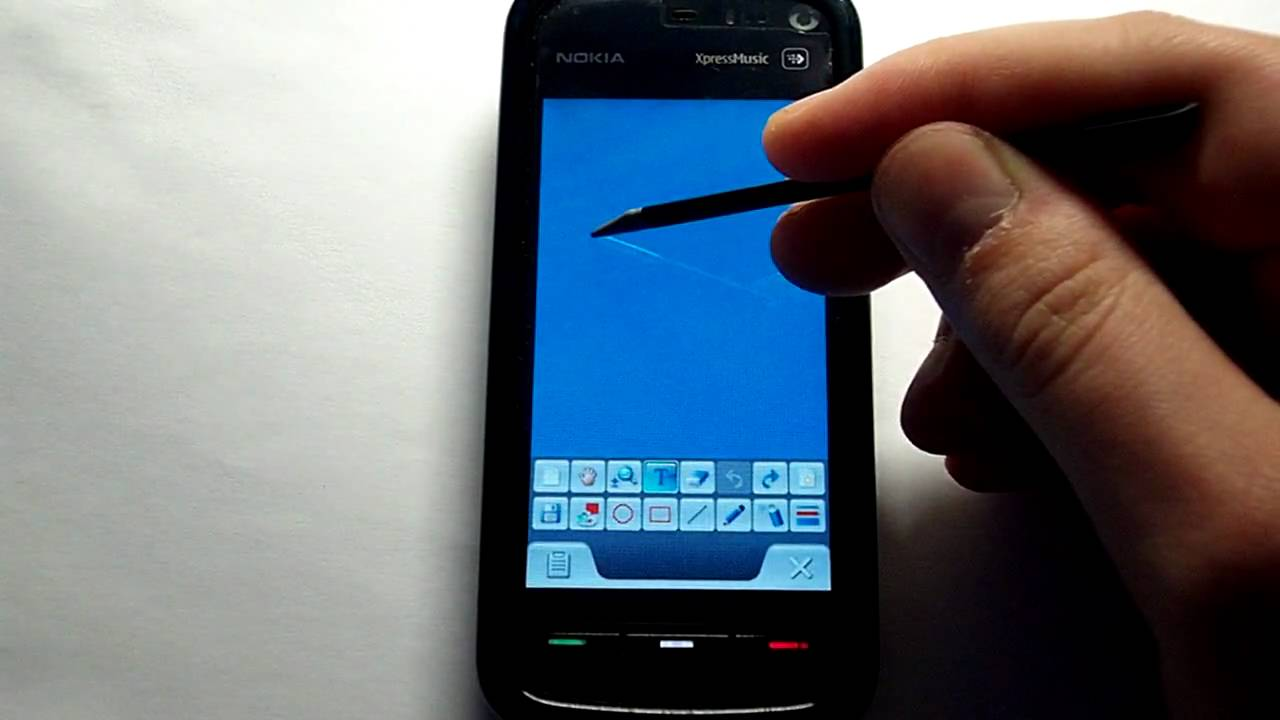 Theme could be found at http://gallerymobile9com/c/nokia-5800