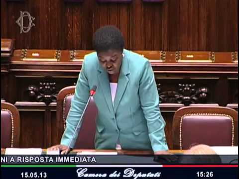 IMMIGRAZIONE: SCONTRO TRA MOLTENI E IL MINISTRO KYENGE