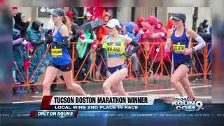"Sarah Sellers on Boston Marathon: ""It's still shocking"""