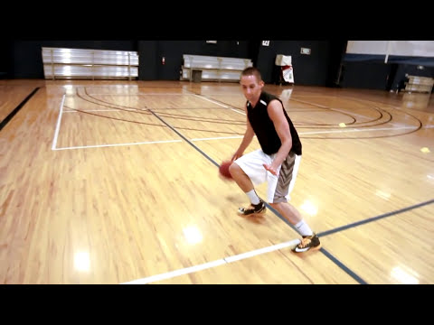 Derrick Rose Escape Drill: Basketball Dribbling Drills
