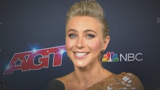 Julianne Hough on How Her Family and Husband Brooks Reacted to Her Posing Nude! (Exclusive)