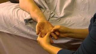 Hand Massage - 12 Days of Partner Massage from MassageByHeather.com