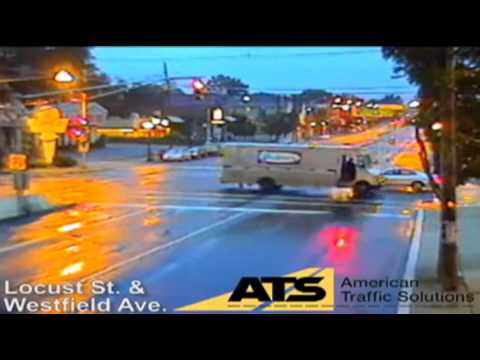 Raw Video: Dramatic High Speed Car Crash