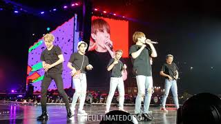 181006 Anpanman A Bts 방탄소년단 Love Yourself Tour In Citi Field Nyc Fancam 직캠