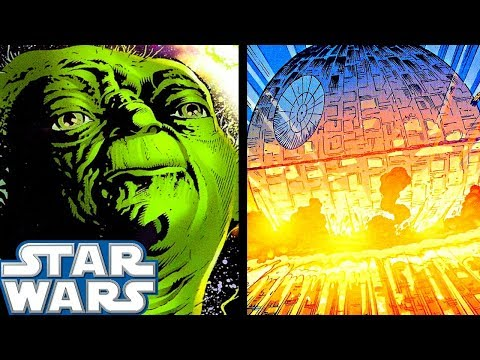 Yoda FINALLY Kills Sidious and Destroys the Empire - Star Wars Infinities Explained