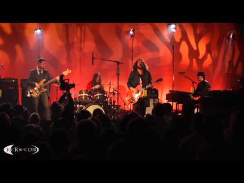 "My Morning Jacket performing ""You Wanna Freak Out"" on KCRW"