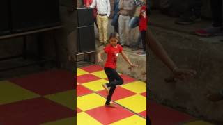 cham cham dance by Deepa Baghel at ॐ  coaching classes
