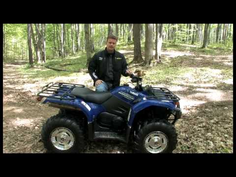 Introducing the 2011 Yamaha Kodiak 450 ATV