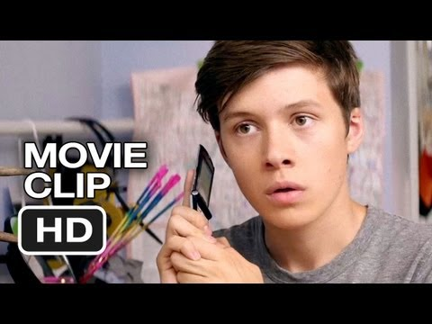 The Kings Of Summer Movie CLIP - On The Phone (2013) - Nick Offerman Movie HD