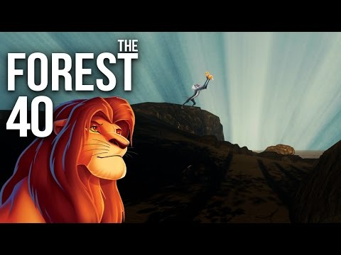 THE FOREST [HD+] #040 - Rassismus: Hasenhass & Lurchliebe ★ Let's Play The Forest