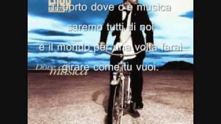 Watch Eros Ramazzotti Dove CE Musica video