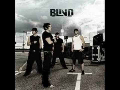 Blind - Love is gone (with lyrics)