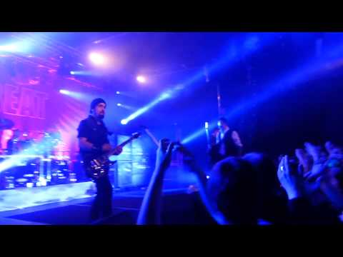 Volbeat: The Hangman&#039;s Body Count/Still Counting 22.02.2013 Odense