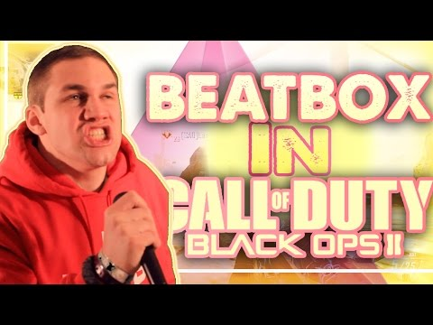 Imma Eat You Out! - Beatbox Funny Moments (black Ops 2) video