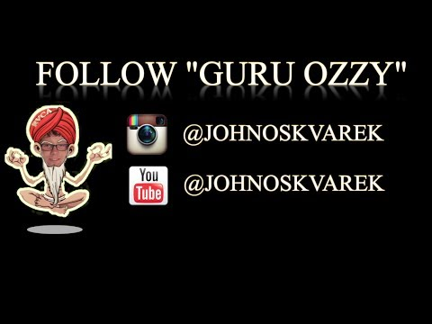 "#SwitchMadeProductions Presents - John Oskvarek as ""Guru Ozzy"""