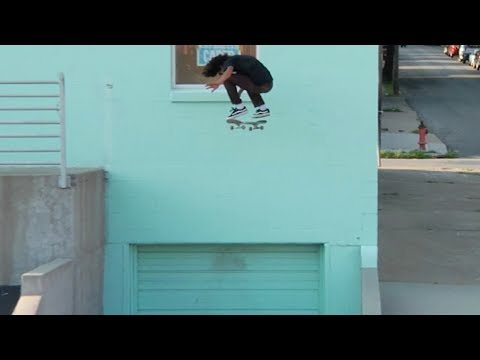 "Nathan Pacheco's ""Round Trip"" Part"