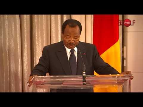 Visite d'Etat au Cameroun de S.E.M. François HOLLANDE
