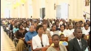 Der Papst Betet Fur Haiti