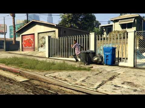 GTA V - Still Livin' Music Video