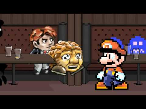 Mario is too Mainstream