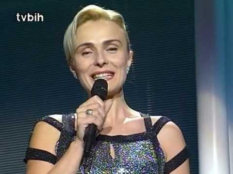 Elvira Cerić @ Miss BiH 2000