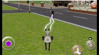 ► Scary Goat 2017 - Best Funny Flying Goat simulator 3D (Tap2Play, LLC) Android Gameplay
