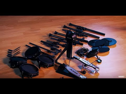 Alesis Nitro Mesh Kit Assembly Guide