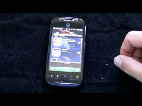 Video: T-Mobile myTouch 3G Slide Review: Software Part 1