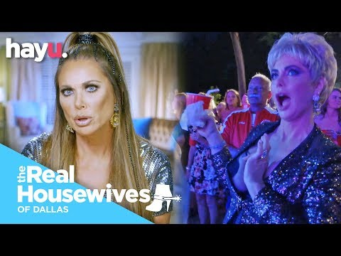 'D'Andra 'Makes An As* Out Of Herself' Says LeeAnne | Season 4 | Real Housewives Of Dallas