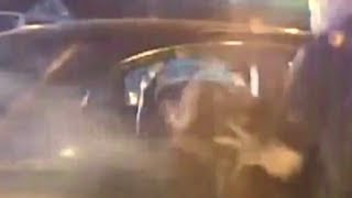 Police Dog Forced Into Car To Bite Surrendering Man | No Charges For Cop  12/12/13