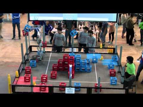 VEX Robotics – Skyrise – Robot Skills 13 – PRIOR Ponce Technology Challenge 2014