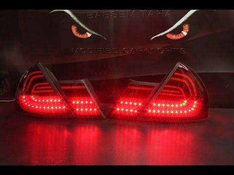 Mitsubishi Lancer 99 Tail Lights #2