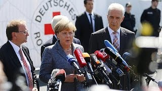 Traitor Merkel says Germany won't tolerate 'xenophobia'
