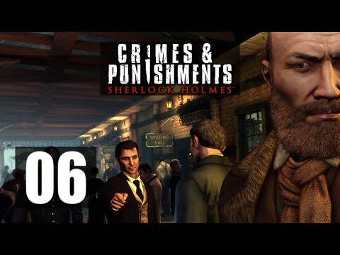Evesham Station - Sherlock Holmes: Crimes & Punishments