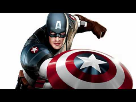 captain america theme youtube. Black Bedroom Furniture Sets. Home Design Ideas