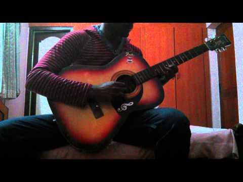 Vinnaithandi varuvaya - Anbil avan guitar